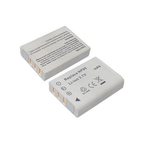 Bateria do aparatu cyfrowego FUJIFILM NP-95, marki Hi-Power do zakupu w ebaterie.pl