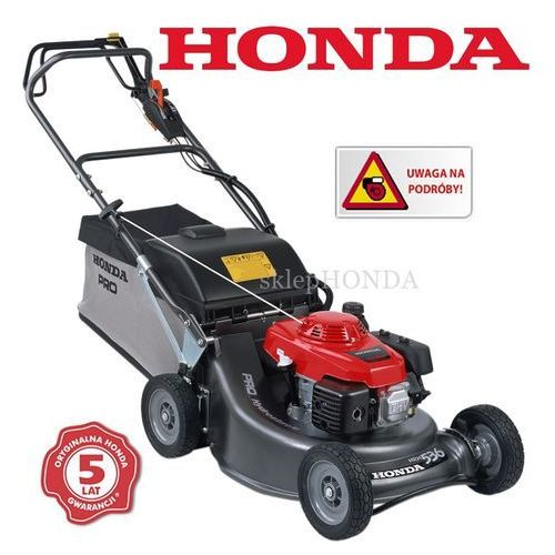 Sprzęt do koszenia Honda HRH 536K4 HXE [6 poziomów koszenia]