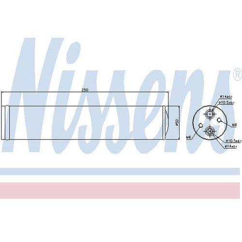 Towar z kategorii: osuszacze powietrza - Osuszacz, klimatyzacja NISSENS 95241