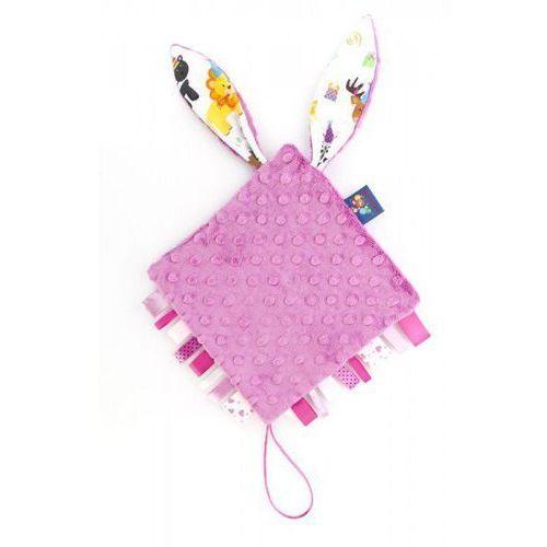 Sensoryczny króliczek- Happy Birthday Cuddly Zoo - produkt dostępny w CacuszkaMaluszka