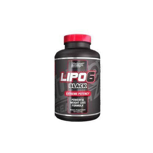 lipo 6 black - 120 kaps wyprodukowany przez Nutrex