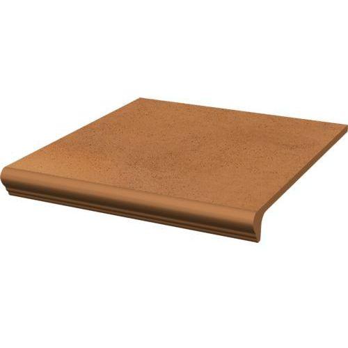 Oferta Aquarius Brown Stopnica prosta z kapinosem 30x33 (glazura i terakota)