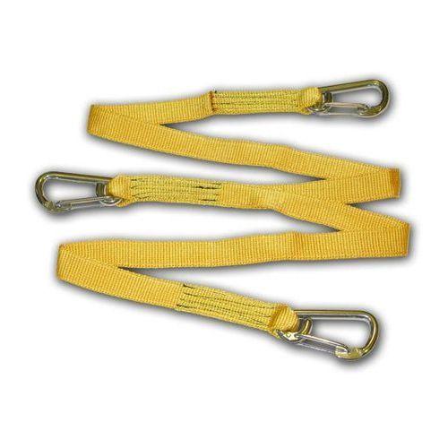 Produkt Linka bezpieczeństwa z 3 karabińczykami TR