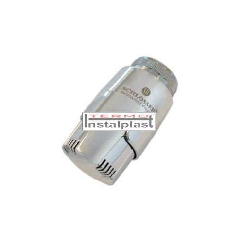 głowica termostatyczna SCHLOSSER Diamant Invest SH metalizowana