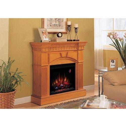 82839522 Kominek elektryczny z obudową Classic Flame Raleigh (kolor: dąb) - oferta [d527d1a05f43133a]
