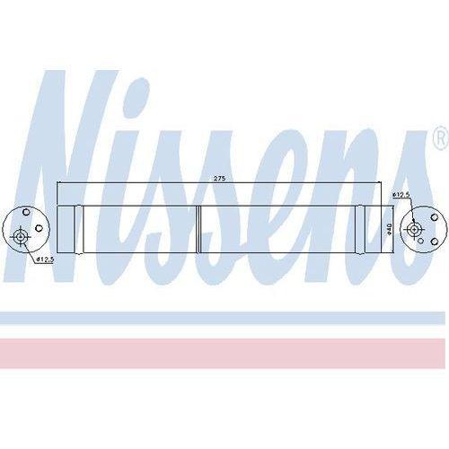 Towar z kategorii: osuszacze powietrza - Osuszacz, klimatyzacja NISSENS 95312