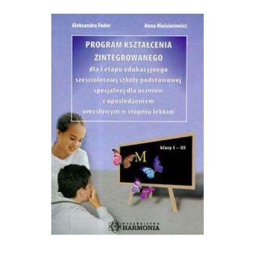 Program kształcenia zintegrowanego dla I etapu edukacyjnego sześcioletniej szkoły podstawowej specjalnej - produkt z kategorii- Pozostałe oprogramowanie