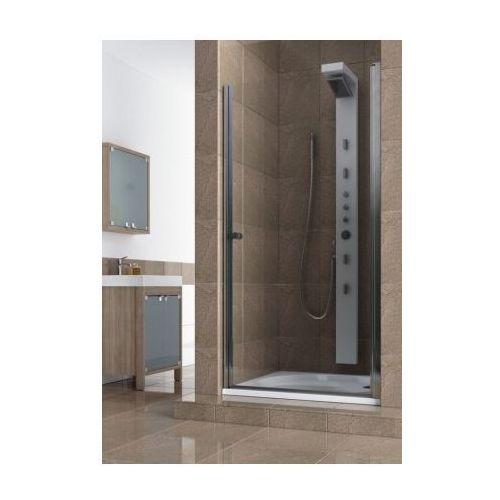Oferta AQUAFORM drzwi Silva 90 wnękowe uchylne 103-05557/103-05558 (drzwi prysznicowe)