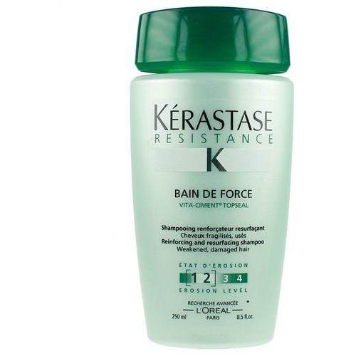 Kerastase kąpiel wzmacniająca Bain the Force 250ml - produkt z kategorii- odżywki do włosów