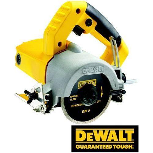 DeWALT Przecinarka do płytek ceramicznych Ø110mm 1300W (DWC410-QS) - produkt z kategorii- Elektryczne przecinarki do glazury