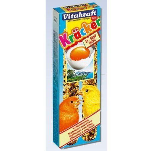 Kracker kolby jajeczne dla kanarka 2szt/60g, Vitakraft