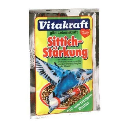 Vitakraft Sittich Starkung 30g - z biotyną na pierzenie