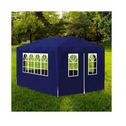 Pawilon ogrodowy, namiot, niebieski (3x4m). - produkt z kategorii- namioty ogrodowe