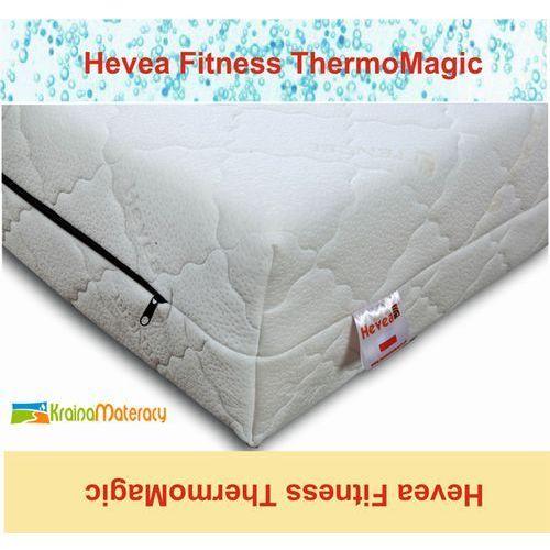 Produkt HEVEA MATERAC PIANKOWO LATEKSOWY ThermoMagic 200X180, marki Hevea