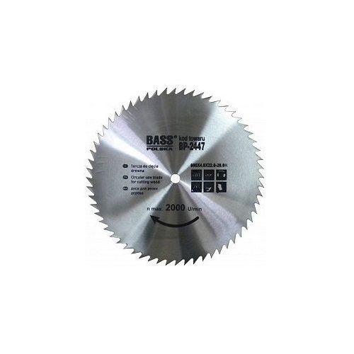Oferta Tarcza bez widii 600mm x 4.0mm x 60T x 32.0-20.0H