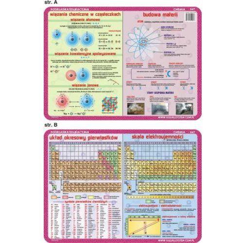 Chemia i Fizyka - podkładki edukacyjne (2 szt.) - oferta [2549dea65fb313c3]