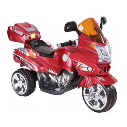 Pojazd Motor Red Motocykl ze sklepu KacikSkrzata.pl