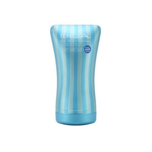 Tenga Standard Cool Edition Soft Tube Cup (Miękka Tuba) masturbator z żelem chłodzącym - oferta [05f1d7403