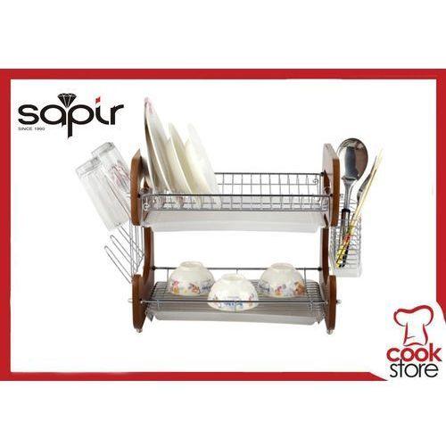 Produkt z kategorii- suszarki do naczyń - Wielofunkcyjna suszarka do naczyń SAPIR