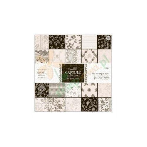 Oferta Zestaw papierów Papermania CAPSULE MIDNIGHT BLUSH 30x30 cm 32 kartki