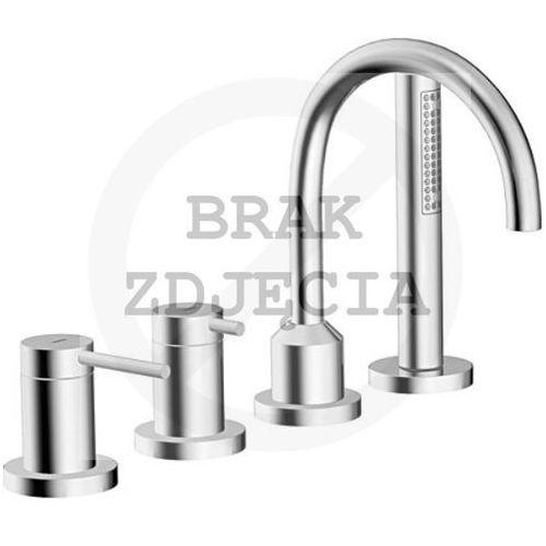 Produkt z kategorii- pozostałe artykuły hydrauliczne - HansaDesigno zestaw montażowy 4-otworowy- 53122078
