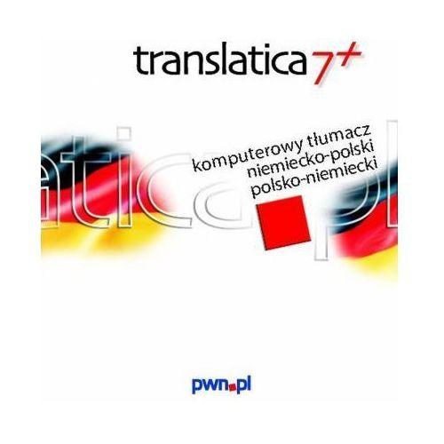 Translatica 7+ Komputerowy tłumacz polsko-niemiecki niemiecko-polski