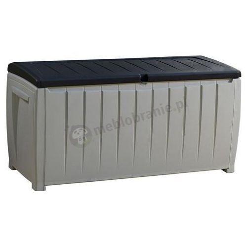 Skrzynia ogrodowa Keter Novel Storage Box 340L - sprawdź w Meblobranie.pl