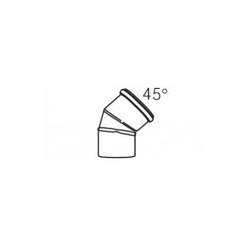 Oferta Vaillant Kolano 45° rura spalinowa (Ø 80) z kat.: ogrzewanie