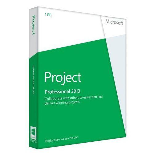Microsoft Project Professional 2013 2013 32-bit/x64 Polish ESD z kategorii Programy biurowe i narzędziowe