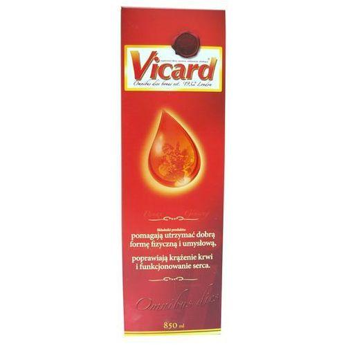Vicard (d/rozcieńcz.) tonik - 850 ml, postać leku: tonik