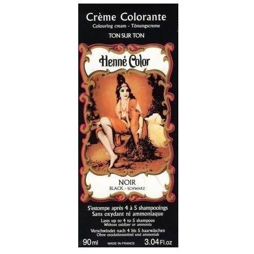 Cosmetics Natural Colour Cream - Henna w płynie Noire/Czarny 90ml - szczegóły w Pachnidełko