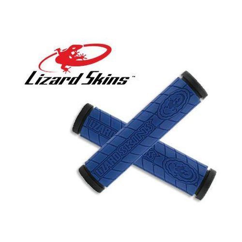 LZS-DDMDS400 Chwyty kierownicy LIZARDSKINS LOGO DC 130 mm, niebieskie - oferta [1569e4093142b56c]