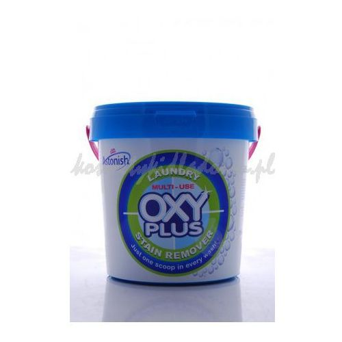 OXY-PLUS STAIN REMOVER 1000 G (wybielacz i odplamiacz do ubrań) od kosmetykidladomu.pl
