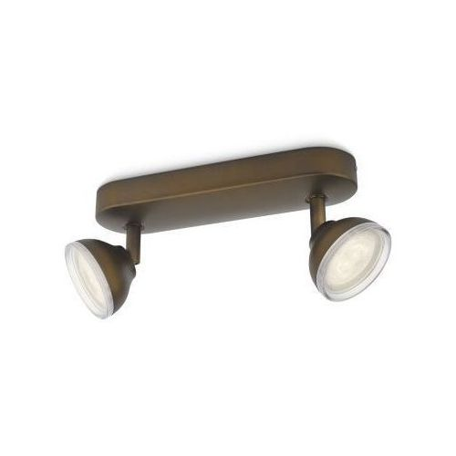 TOSCANE REFLEKTOREK PODWÓJNY LED 53242/06/16 PHILIPS z kategorii oświetlenie