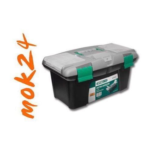 Towar z kategorii: skrzynki i walizki narzędziowe - Skrzynka narzędziowa plastikowa 19