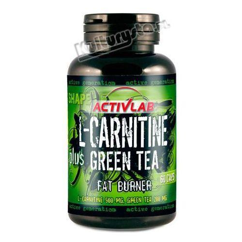 L-Carnitine + Green Tea - 60 kaps