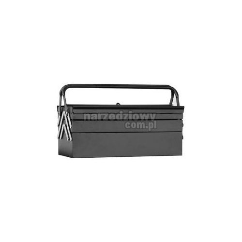 Towar z kategorii: skrzynki i walizki narzędziowe - QUATROS Skrzynka narzędziowa rozsuwana
