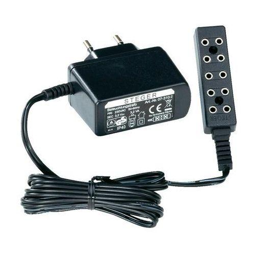 Transformator do oświetlenia, 3,2 V / 3,2 VA (5 światełek lub 15 LED) z kategorii Transformatory