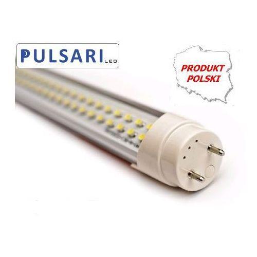 Świetlówka liniowa 120cm PULSARI LED T8 G13 18W PREMIUM ze sklepu sklep.BestLighting.pl Oświetlenie LED