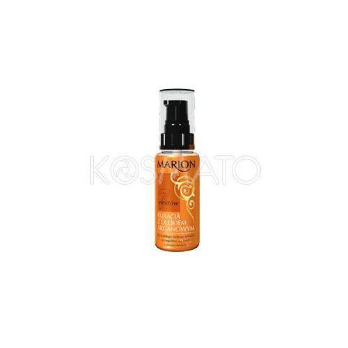 Produkt z kategorii- pozostałe kosmetyki do włosów - Marion Kuracja, 15 ml
