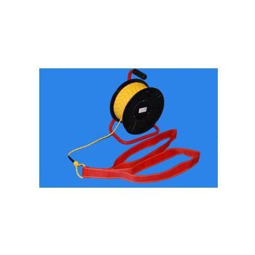 Produkt Lina ratownicza na bębnie (kołowrót) 80mb x 6mm