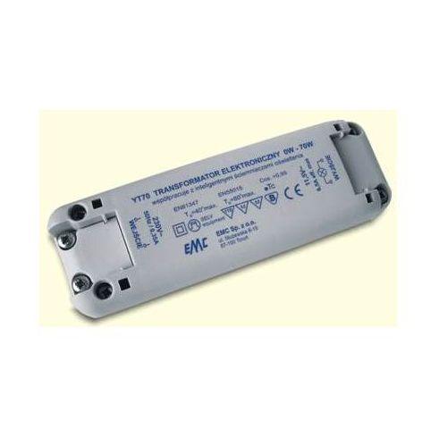 Transformator elektroniczny 0-70W z kategorii Transformatory