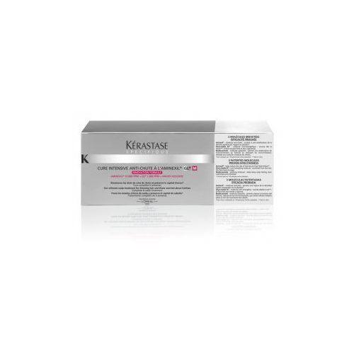 Produkt z kategorii- pozostałe kosmetyki do włosów - Kerastase Aminexil 10 AMP. X 6 ML