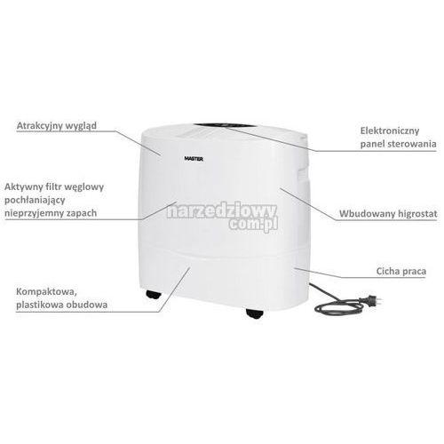 Towar z kategorii: osuszacze powietrza - MASTER Osuszacz powietrza DH 745