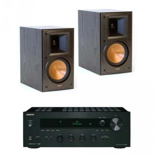 Artykuł ONKYO TX-8030 + KLIPSCH RB41 II z kategorii zestawy hi-fi