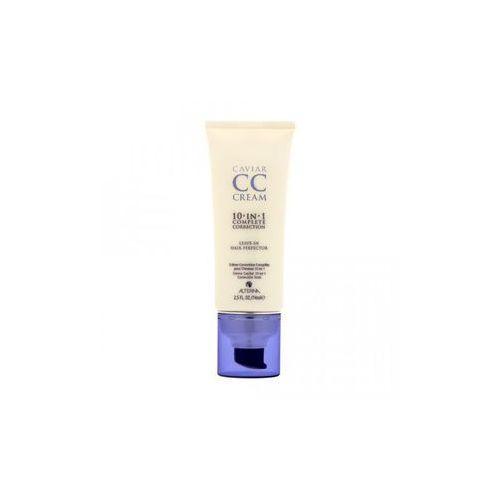 Alterna Caviar Care regeneracyjny krem do wszystkich rodzajów włosów 74 ml + prezent do każdego zamówienia - szczegóły w orpe.pl