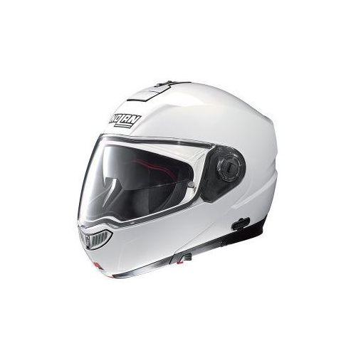 Kask Szczękowy  N104 Evo Classic N-Com (Biały), marki Nolan do zakupu w MotoKanion