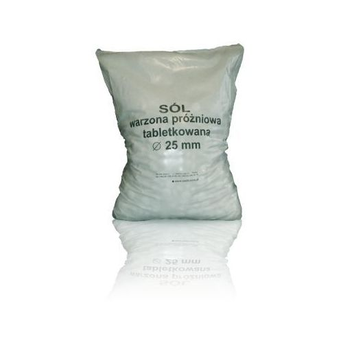 Towar z kategorii: pozostałe meble ogrodowe - Tabletki solne worek 25kg