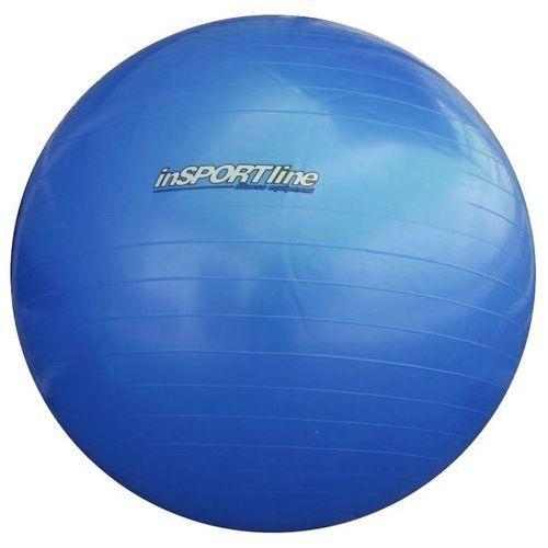 Piłka gimnastyczna z pompką 55cm Top Ball  IN3909 - Blue, produkt marki Insportline