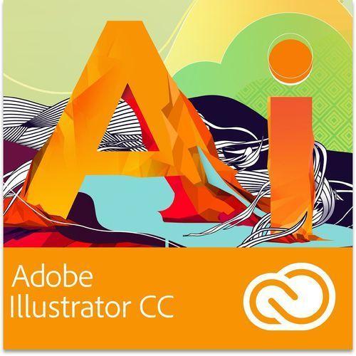 Adobe Illustrator CC PL EDU for Teams Multi European Languages Win/Mac - Subskrypcja (12 m-ce) - produkt z kategorii- Pozostałe oprogramowanie